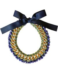 Ricardo Rodriguez Design - Carioca Necklace - Lyst