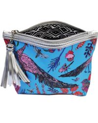 Jessica Russell Flint - The Magic Garden Classic Make Up Bag - Lyst
