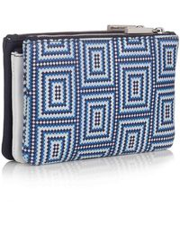 Mark Giusti - 3 Detachable Small Pochette Printed Leather - Lyst