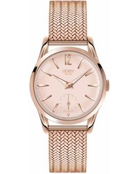 Henry London | Ladies 30mm Shoreditch Stainless Steel Watch | Lyst