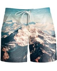 Aloha From Deer - Breeze Board Shorts - Lyst