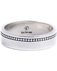 Lee Renee - All At Sea Ring Silver - Lyst