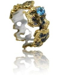 Karolina Bik Jewellery - Out Of The Sea Ring - Lyst