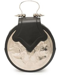 OKHTEIN - Dome Plate Silver - Lyst