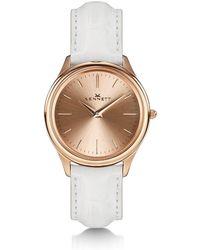 Kennett Watches - Kensington Lady Rose Gold White - Lyst