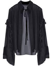 Florence Bridge - Caia Ruffle Shirt - Lyst