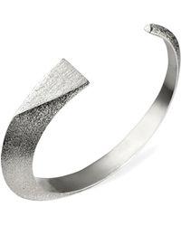 Ona Chan Jewelry - Dagger Cuff Silver - Lyst