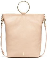 Thacker NYC | Sage Tote Cappuccino | Lyst