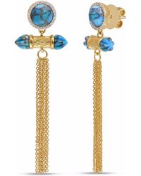 LMJ - Sunkissed Earrings - Lyst
