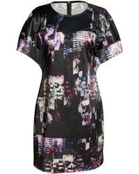 Funlayo Deri - Jovannie Print Mini Dress - Lyst