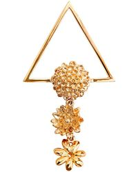 Glenda López - The Golden Flowers Clip - Lyst