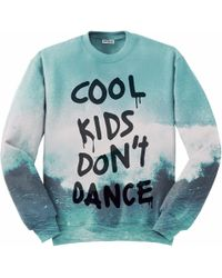 Aloha From Deer - Cool Kids Can't Dance Sweatshirt - Lyst