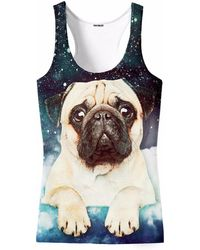 Aloha From Deer - Puppy Tank Top - Lyst