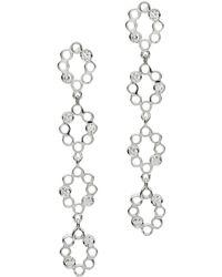 Muscari Jewellery - Tilegree Drop Earrings - Lyst