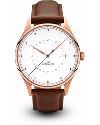 About Vintage - 1820 Automatic, Rose Gold - Lyst