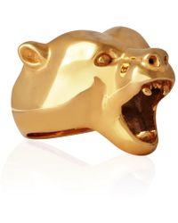 Strange Fruit - Bear Ring Gold - Lyst