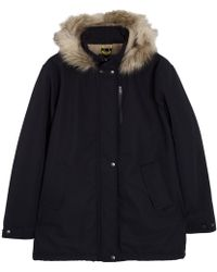 Roamers & Seekers | Precision Blackboard Quilted Parka | Lyst