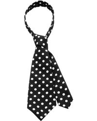 Scenery Label - Spots Necktie - Lyst