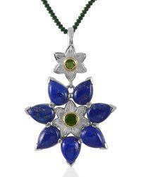Emma Chapman Jewels - Bellatriz Lapis Lazuli Pendant - Lyst