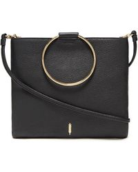 Thacker NYC - Le Pouch Black & Gold - Lyst