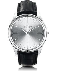 Kennett Watches | Kensington Silver Black | Lyst