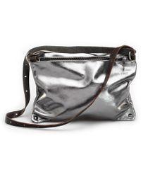 Ina Kent - Moonlit6 Metallic Silver - Lyst