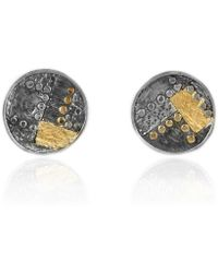 Katarina Cudic - Elements Round Earrings - Lyst