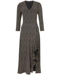 Baukjen - Martha Midi Dress In Polka - Lyst