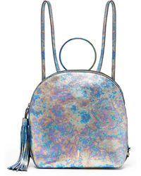 Thacker NYC - Beatrix Backpack Iridescent Oilslick - Lyst