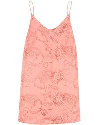 McIndoe Design Night Sky Slip Dress