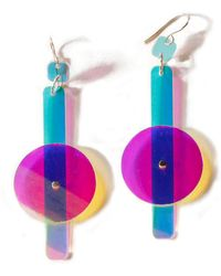 No 13 - Let There Be Light Earrings No 3 - Lyst