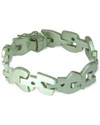 Jan D - Puzzle Bracelet - Lyst