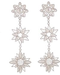 Vanilo - Lea Earrings - Lyst