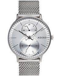 ADEXE Watches - Foreseer Grande Silver - Lyst