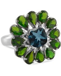 Emma Chapman Jewels - The Wonder Blue Topaz Ring - Lyst