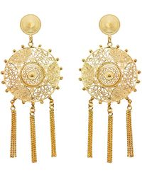 Vanilo - Pandora Earrings - Lyst