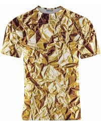 Aloha From Deer - Golden T-shirt - Lyst