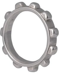 Edge Only - Worry Ring Ladies In Silver - Lyst