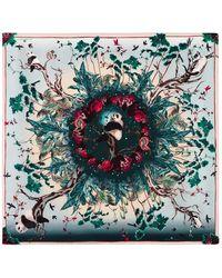 Klements - Medium Scarf In Pandas Palace Print - Lyst