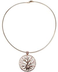 Bellus Domina - Festino Peacock Necklace - Lyst