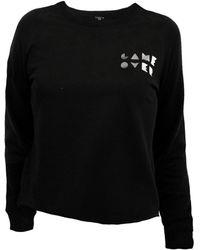 Bassigue - Game Over Sweatshirt - Lyst