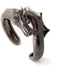 Ona Chan Jewelry - Dragon Tail Cuff - Lyst