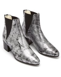 NINE TO FIVE - Chelsea Boot Brygge Black Lining - Lyst
