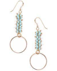 Amundsen Jewellery - Ring Earrings - Lyst