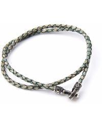 4Fellas - Eclipse Green Bracelet - Lyst
