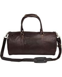 MAHI - Overnight/gym Bag In Vintage Mahogany - Lyst