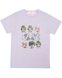 Supersweet x Moumi - Moumi & Friends Tee - Lyst