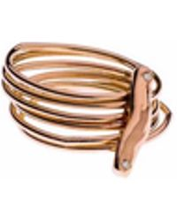 ELI-O - The Noisoi Ring Rose Gold - Lyst