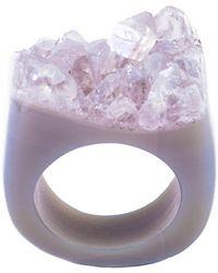 Tiana Jewel - Wanderlust Spirit Quartz Ring - Lyst