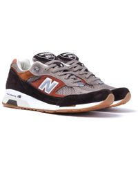 New Balance M991 Brown & Beige Made In England Sneakers